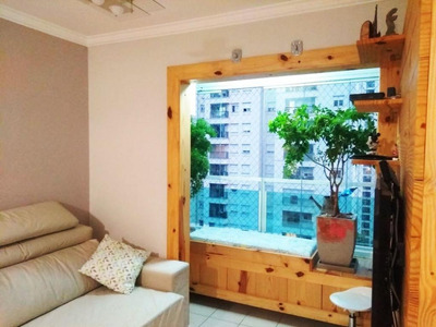 Apartamento Em Morumbi, São Paulo/sp De 67m² 3 Quartos À Venda Por R$ 310.000,00 - Ap189799