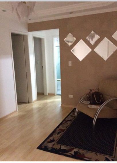 Apartamento Para Aluguel, 2 Quartos, 1 Vaga, Taboão - São Bernardo Do Campo/sp - 71234