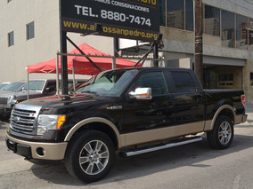 Ford Lobo Lariat 4x4 2014