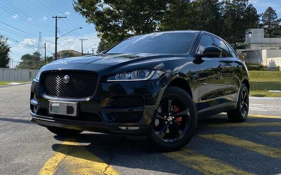 Jaguar F-pace 2017 2.0 Prestige 5p