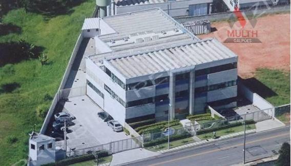 Galpão Industrial Para Locação, Tamboré, Barueri. - Ga0181