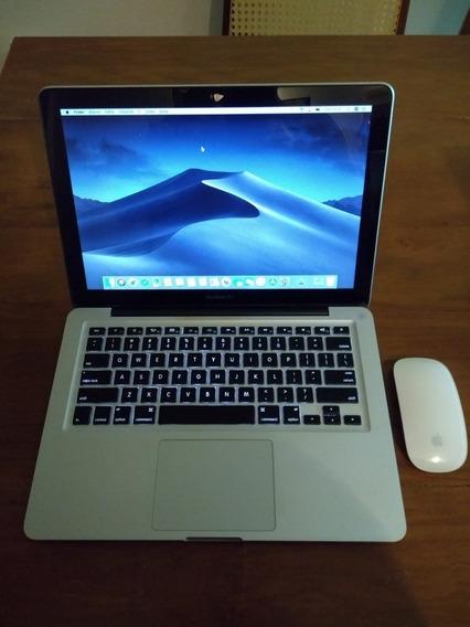 Macbook Pro 13 - Mid 2012 - Hd 500gb - Ram 4gb + Magic Mouse - 12x Sem Juros!