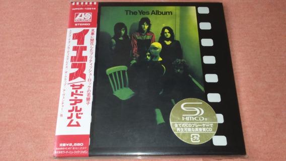 Yes - The Yes Album Mini Lp Japan Shm Cd