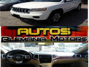 Jeep Liberty Limited 6 Cil. 2011 Blanco