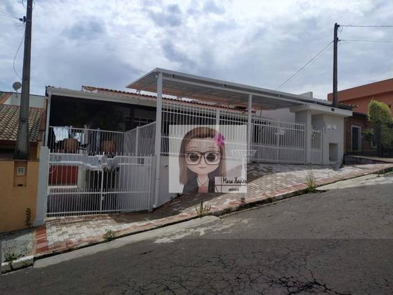 Ca2647 Casa Térrea, Bairro Residencial, Vinhedo Sp - Ca2647