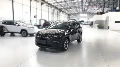 Jeep Compass Longitude Flex 2020 - Blindado