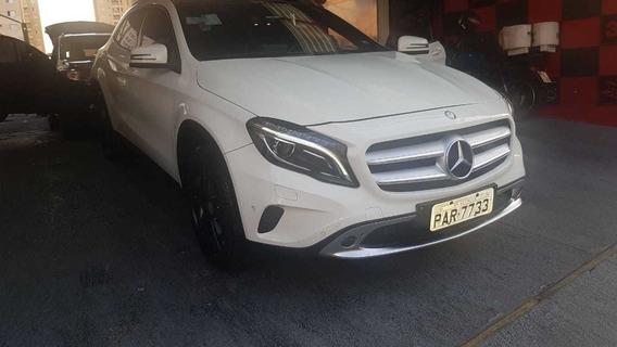Mercedes-benz Gla 200 Enduro 1.6 Tb 16v Flex Aut. 2016