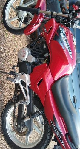 Honda Cbx 200 Estrada