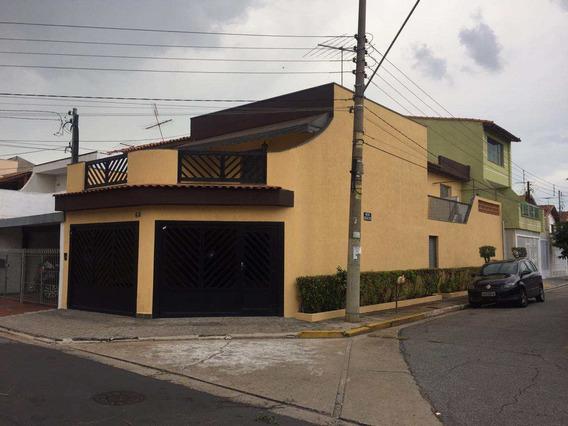 Sobrado Com 3 Dorms, Jardim São Caetano, São Caetano Do Sul - R$ 640 Mil, Cod: 223 - V223