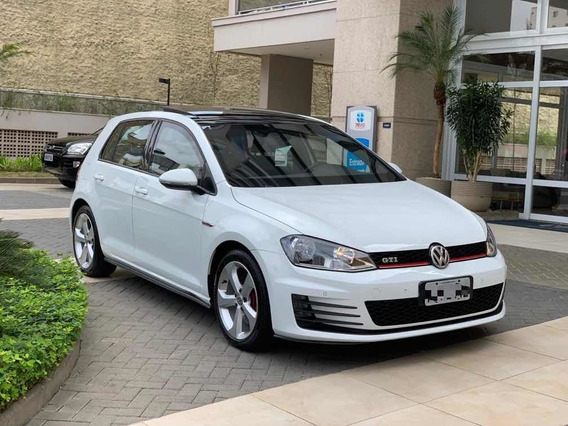 Volkswagen Golf Gti 2015 Blindado Nivel 3a