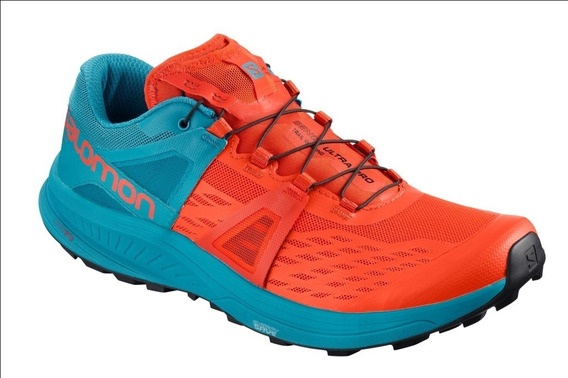 Tenis Salomon Sense Ultra Pro-trail Run-atrito Zero Shop
