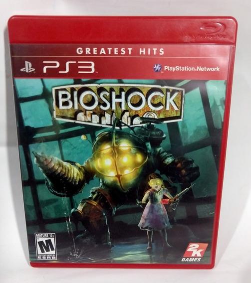 Bioshock 1 - Playstation 3 - Mídia Física