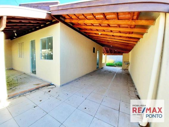 Casa Com 2 Dormitórios, 75 M² - Venda Por R$ 249.999 Ou Aluguel Por R$ 800/mês - Jardim São José - Mogi Guaçu/sp - Ca0125