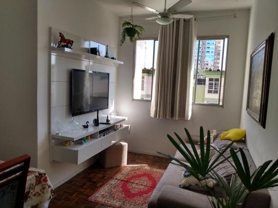 Apartamento Em Itapuã, Vila Velha/es De 80m² 3 Quartos À Venda Por R$ 255.000,00 - Ap334706