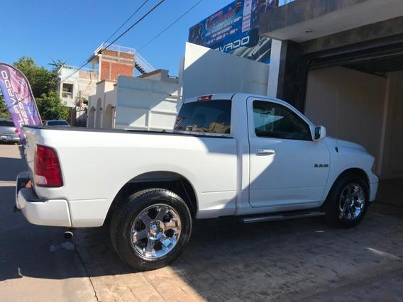 Ram 2500 St 4.7 4x2 Aut , Color Blanco 8 Cil. A/c