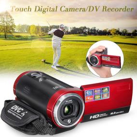 Portable Hd 16 X Cámara De Vídeo Digital Dv Videocámara 16mp