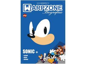 Livro Sonic - Warpzone - Biografias - Novo E Lacrado
