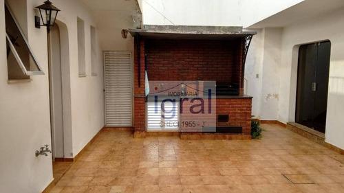 Sobrado À Venda, 300 M² Por R$ 1.500.000,00 - Indianópolis - São Paulo/sp - So0087