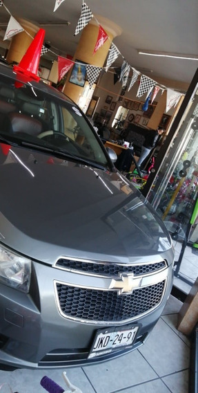 Chevrolet Cruze Lt Mod.2010 Gris (interiores Bicolor)