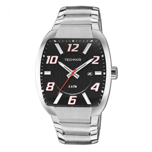 Relógio Technos Masculino Racer 2115kll/1p Aço Analogico