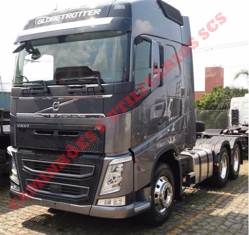 Volvo Fh 540 6x4 Globetrotter  20% Entrada + Financ