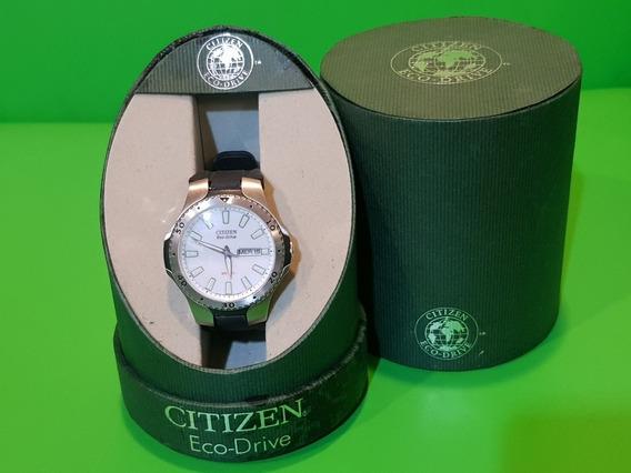 Reloj Citizen Eco Drive Titanium Hombre