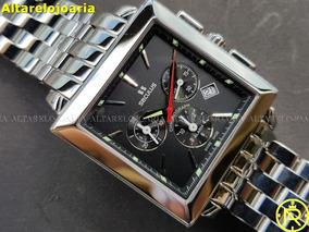 Relógio Masculino Seculus 95291513ms Swiss Made Vidro Safira