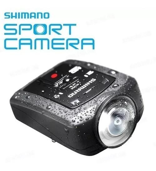 Câmera Shimano Sport Hd Cm-1000 Prova D