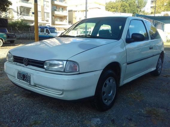 Volkswagen Gol 1.8 Gli 1996 Con Gnc