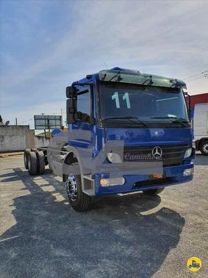 Mercedes-benz 2425 6x2 10/11