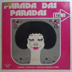 Parada Das Paradas Vol.7 1975 Lp Tom E Dito / Hyldon / Perla