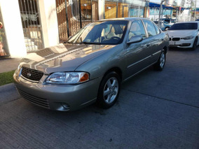 Nissan Sentra Gxe L1 Aa Ee At 2001