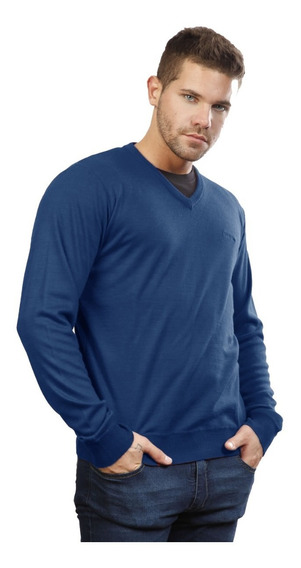 Sweater Bremer Escote V | Panther (15001)