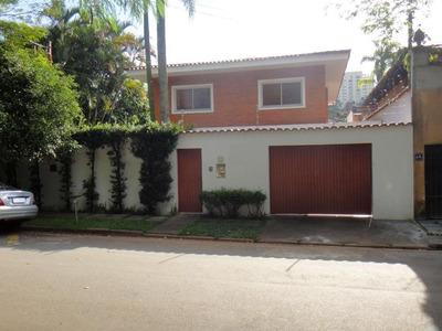 Casa Com 4 Dormitórios À Venda, 450 M² Por R$ 2.600.000 - Morumbi - São Paulo/sp - Ca3347