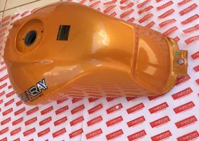 Tanque De Combustível Shineray Max 150 Cc Dourada Original