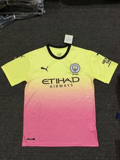 Camisa Manchester City Away 19/20 Original Com Frete Gratis