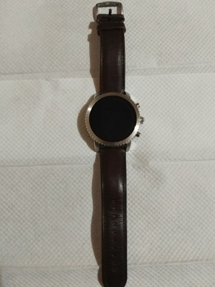 Fossil Gen 3 Smartwatch Explorist Brown Leather