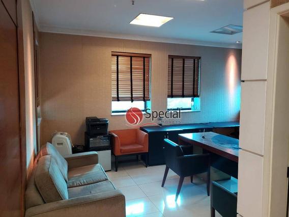 Sala Para Alugar, 70 M² - Tatuapé - São Paulo/sp - Sa1813