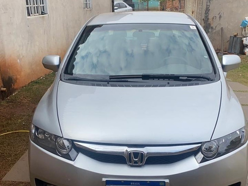Imagem 1 de 8 de Honda Civic 2009 1.8 Lxs Flex 4p