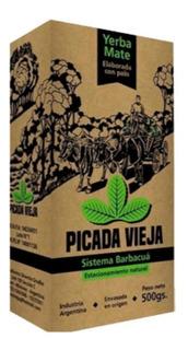 Yerba Mate - Picada Vieja 500 Gr
