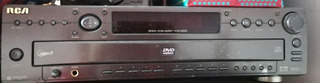Dvd Datsun+películas 120 Unidad + Dvd Rca 5 Compactera