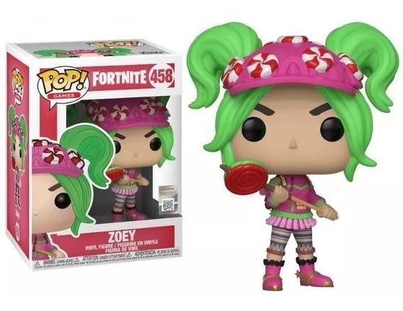 Funko Pop Fortnite 2 - Zoey 458