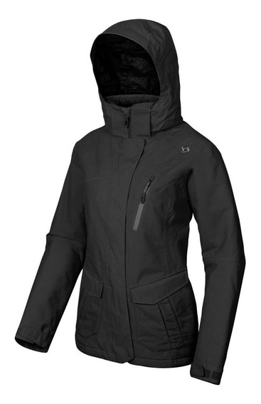 Campera Insulated Doite Bosco Mujer Termica Impermeable