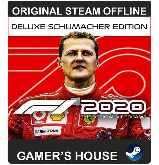 F1 2020 Deluxe Schumacher Edition Pc Steam Offline