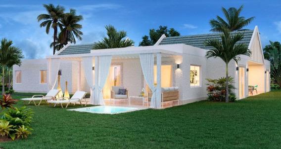 Hermosas Villas En Campo De Golf
