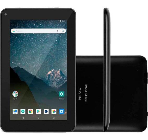Tablet Multilaser M7s Lite 7 Quad-core 8gb Preto - Nb296