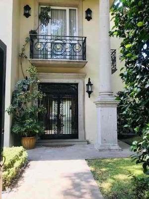 Renta Casa Lomas De Chapultepc