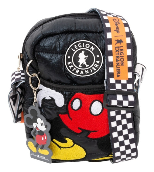Bandolera Race Mickey