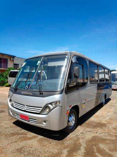 Imagem 1 de 15 de Micro Onibus Mb 915 Rodoviario 2010a/c Troca 28 Lug R$82.990