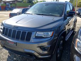 Jeep Grand Cherokee Overland Gris 2014
